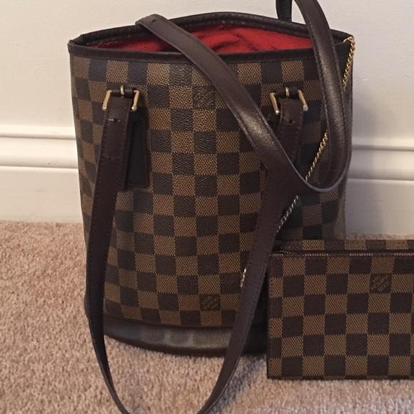f5f2315514d9 Louis Vuitton Handbags - 🔥FIRM PRICE 🔥💯authentic LV bucket pm in DE